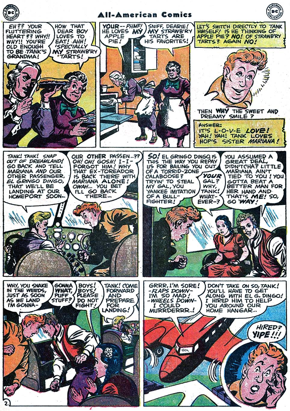 Read online All-American Comics (1939) comic -  Issue #87 - 43