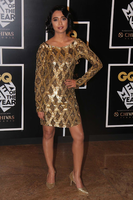 Sayani Gupta – GQ India's Men of the Year Awards 2016 in Mumbai