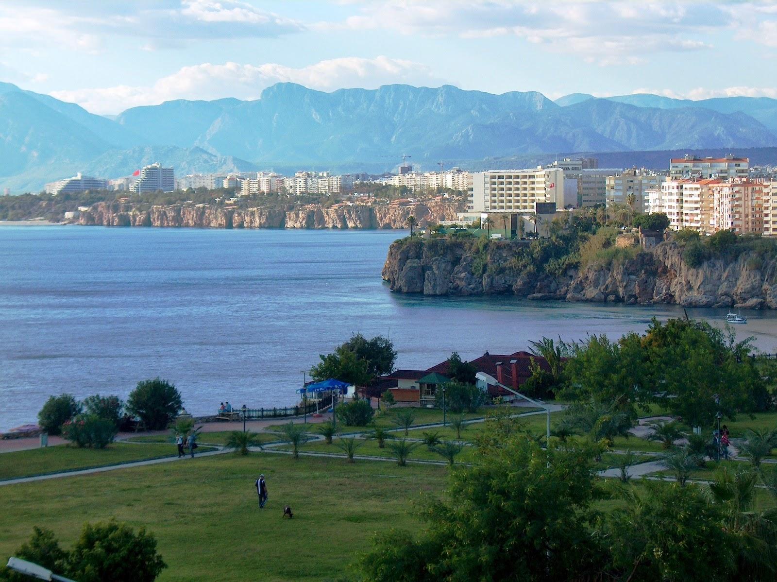 انطاليا التركية بالصور