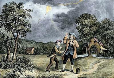 Pipa de Benjamin Franklin