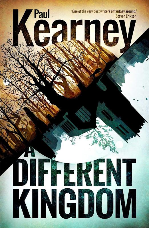 Paul Kearney - A Different Kingdom