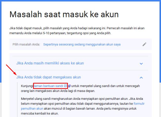Lihat Cara Mengambil Kembali Akun Google Terbaru