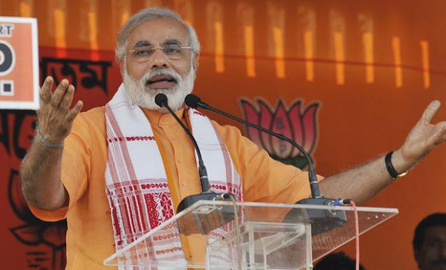 आज 4 रैलियों के साथ असम में चुनाव प्रचार के लिए उतरेंगे पीएम मोदी