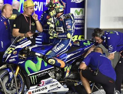 Apa Kata Rossi Tentang Balapan Pertama Musim Ini?