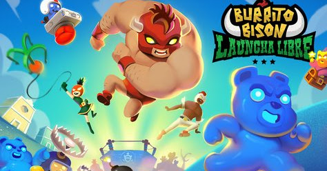 Burrito Bison Launcha Libre Apk v2.02 Mod Money Update