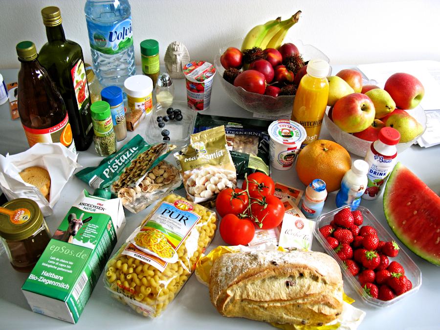 Almacenar bien los alimentos mejora tu salud