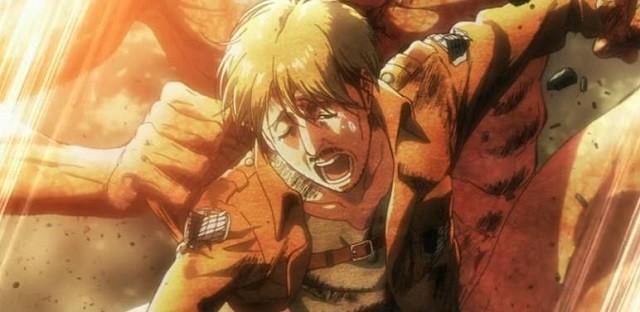 banyak sekali karakter yang mati di anime attack on titan