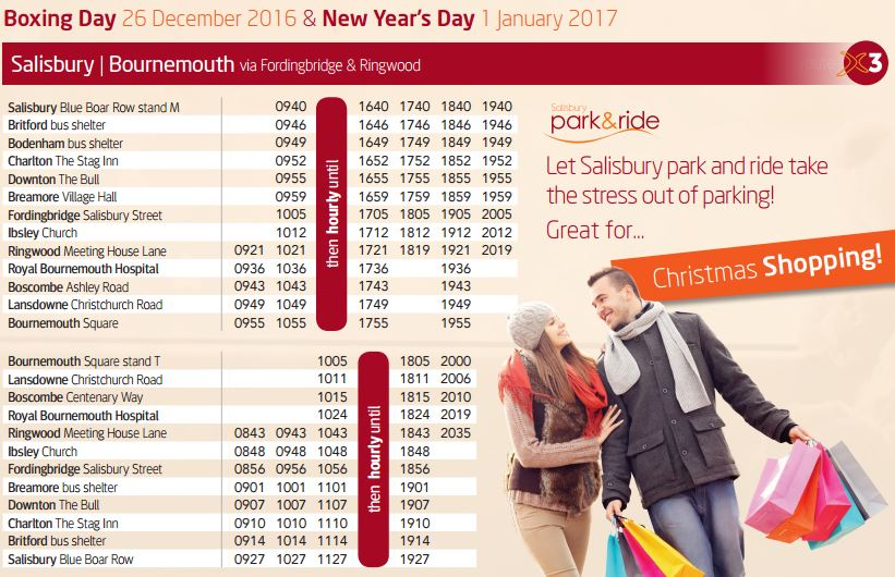 Southampton Bus Update Boxing Day 2016 S Buses