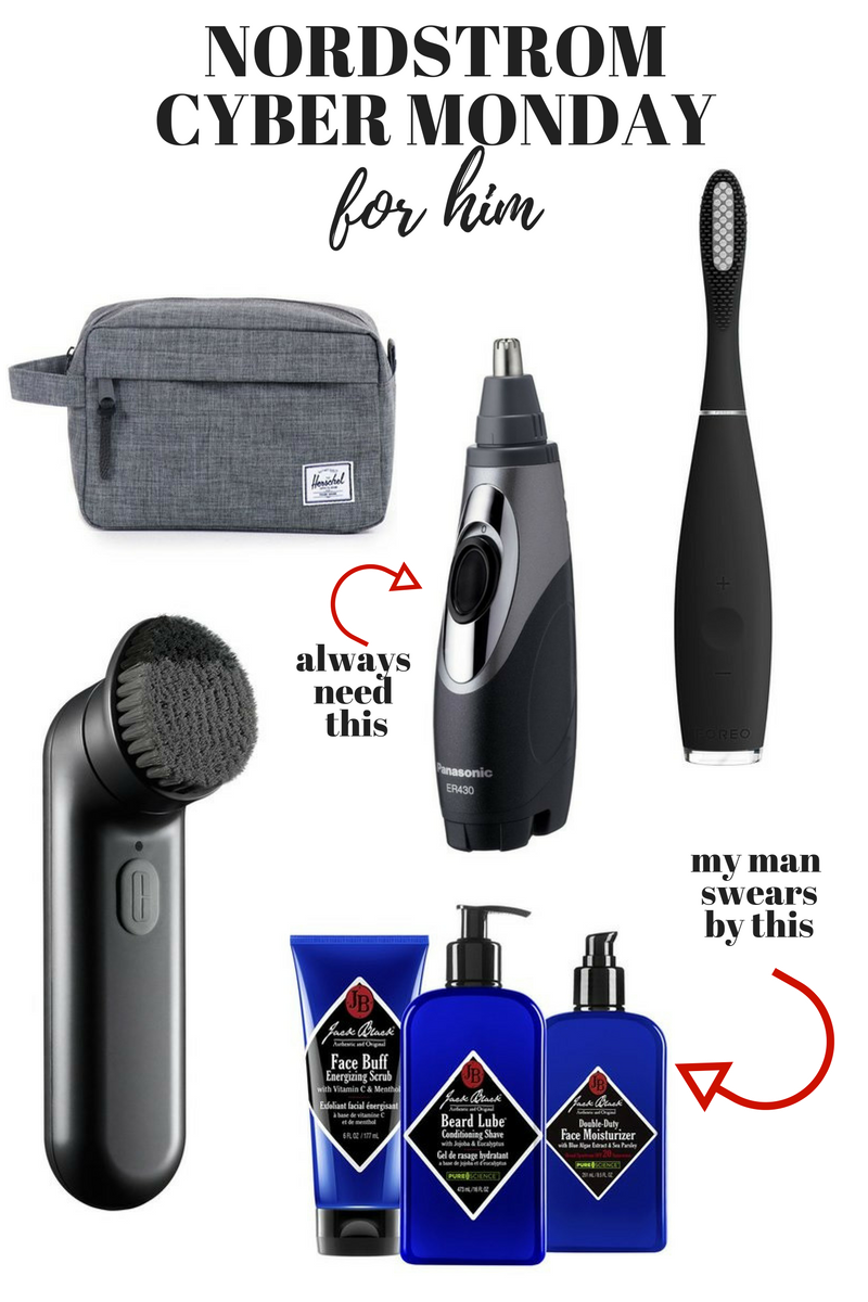 cyber monday sale, nordstrom beauty, guy gift guide