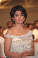 Shriya Saran in Stunning White Off Shoulder Gown at Nakshatram music launch ~  Exclusive (63).JPG