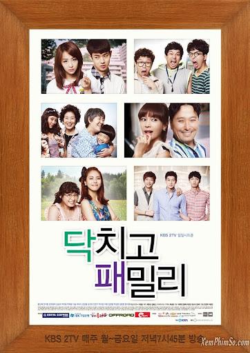 Xem Phim Gia Đình Rắc Rối - Hàn Quốc 2014