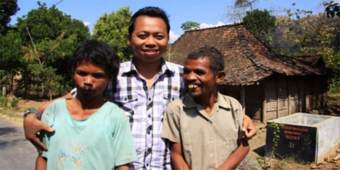 Profil Eko Mulyadi Sosok Kepala Desa Muda Di Kampung Idiot