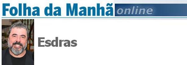 O ex-presidiário e atualmente colunista do Jornal Folha da Manhã, Esdras  Pereira, saiu em ataque a este blogueiro e ao colega do site Diário da  Planície, ... 748aeb49a6