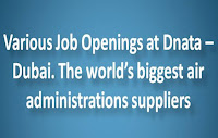 Various Job Openings at Dnata - Dubai