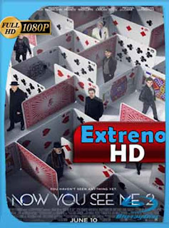 Ahora me ves 2 2016 HD [1080p] Latino [GoogleDrive] DizonHD