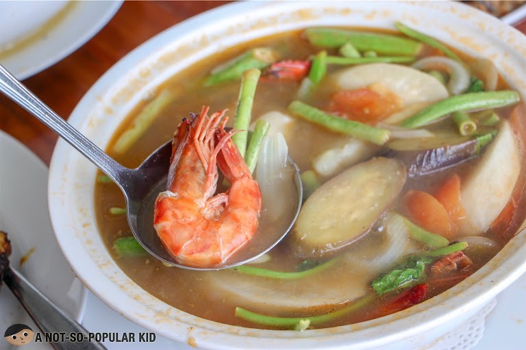 Sinigang na Hipon of Balay Dako - Filipino Favorite