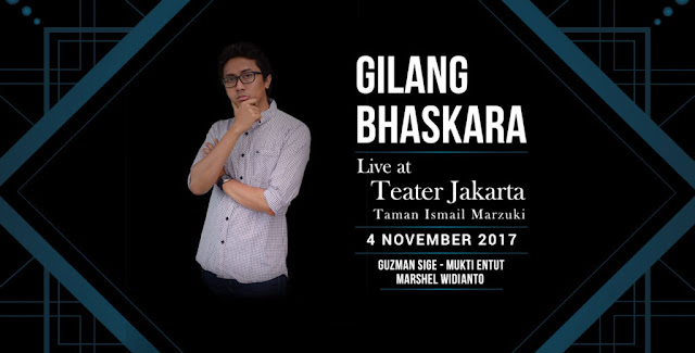 gilang bhaskara stand up