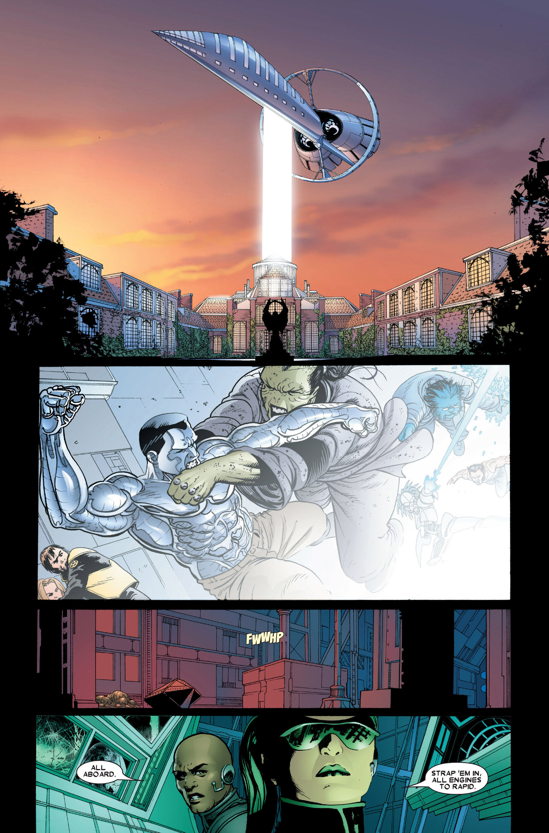 Read online Astonishing X-Men (2004) comic -  Issue #18 - 23
