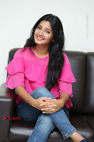Telugu Actress Deepthi Shetty Stills in Tight Jeans at Sriramudinta Srikrishnudanta Interview .COM 0075.JPG