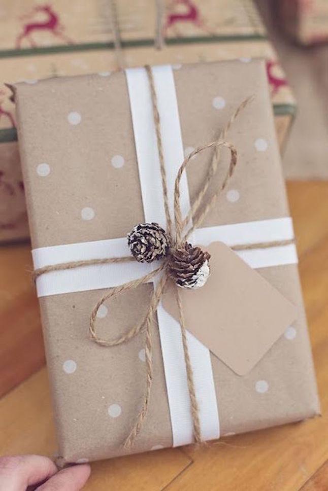 20 Ideas Para Envolver Regalos De Navidad La Maleta De