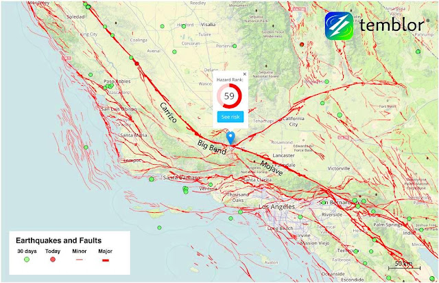 Study Finds New Evidence of San Andreas Fault Earthquakes