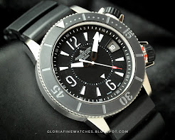 JLC Master Compressor Diving Navy Seal