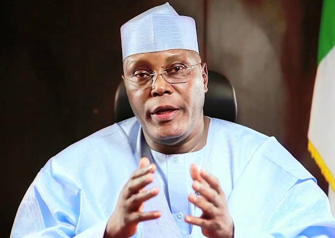 Former vice president, Atiku Abubakar has spoken up on rumours making the rounds that he married a second wife