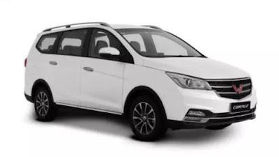 Review Mobil Wuling Cortez Super Keren Harga Menarik