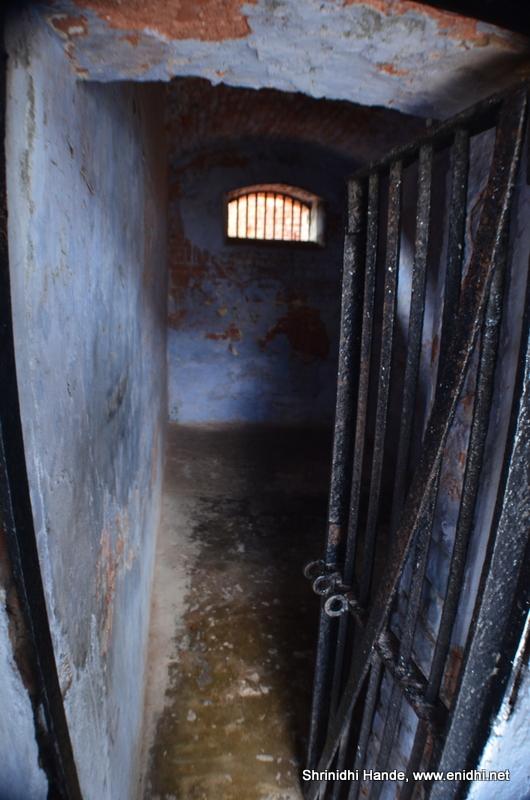 Cellular Jail Portblair Dark Cells That Gave Us Bright