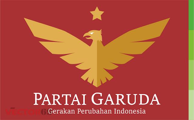 Logo Partai Garuda - Download Vector File CDR (CorelDraw)