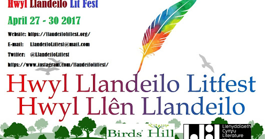What's new with the Llandeilo Book Fair 2017 #LlandeiloBookFair #LlandeiloLitFest