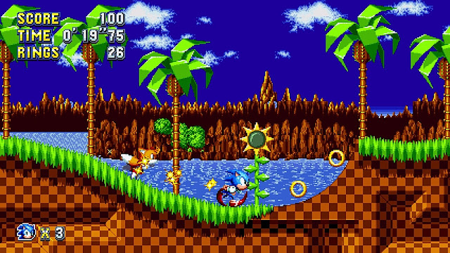 Sonic Mania - PC FULL - Multi4 - Captura 1