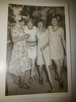 fotos antiguas Beceite quintos