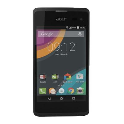 Spesifikasi dan Harga Handphone Acer Liquid Z220 Dual SIM