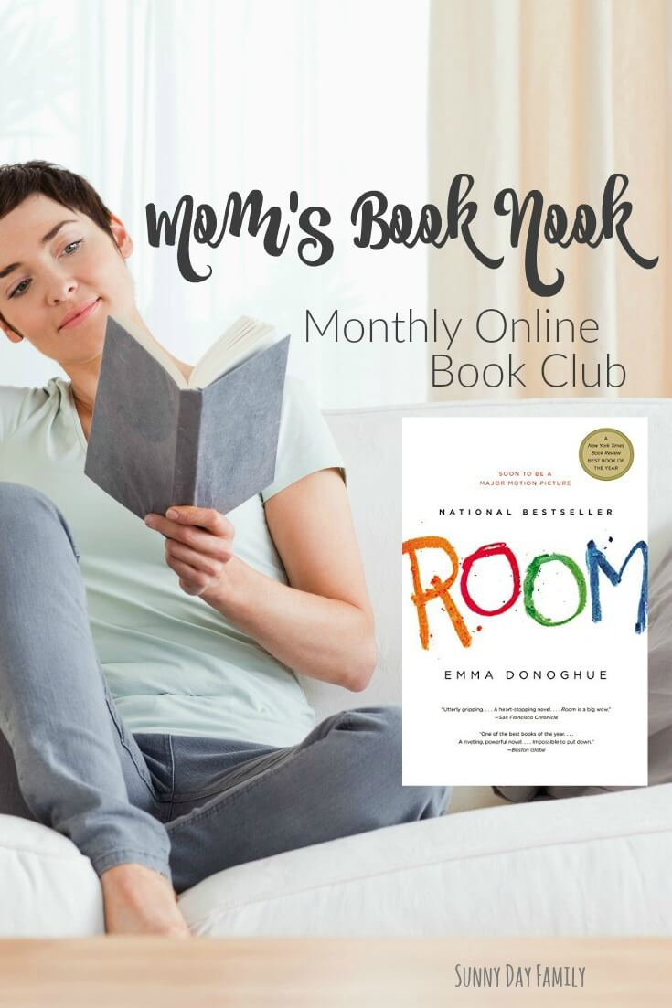 Put on your PJs, grab a glass of wine and join Mom's Book Nook - an online book club for moms! Read about our March selection and see how you can join in the chat!