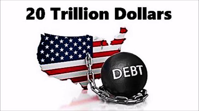 US debt level