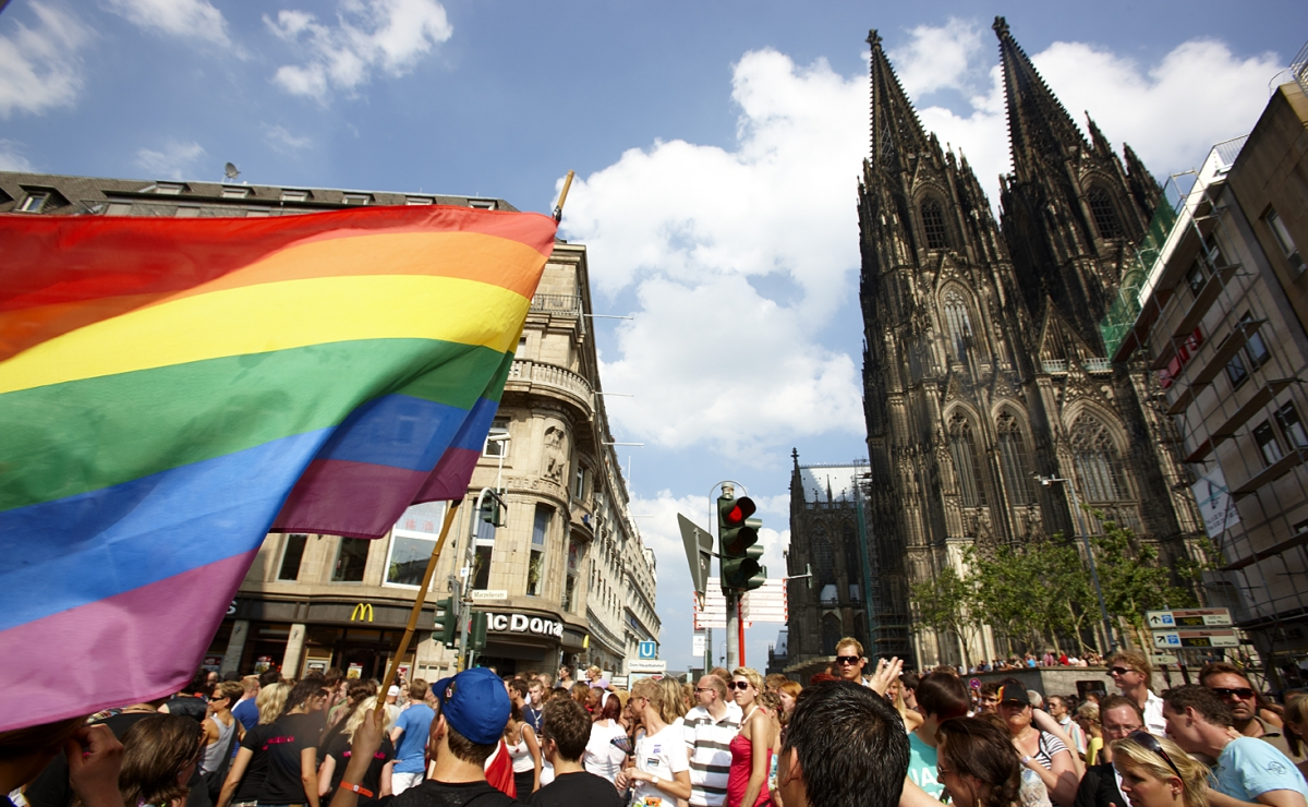 Cologne Pride and WomenPride offer something for every gay and lesbian