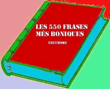 550 frases boniques