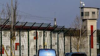 A la prison de Vendin-le-Vieil, les syndicats mitigés après la visite de Belloubet