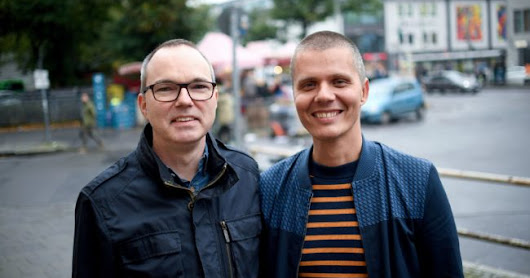 Gay spouses become first same-sex couple in Germany to adopt