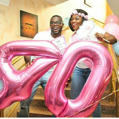 Photos from Funke Akindele Bello's 40th birthday surprise party