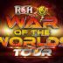 Resultados ROH War of The Worlds: Grabaciones TV Philadelphia