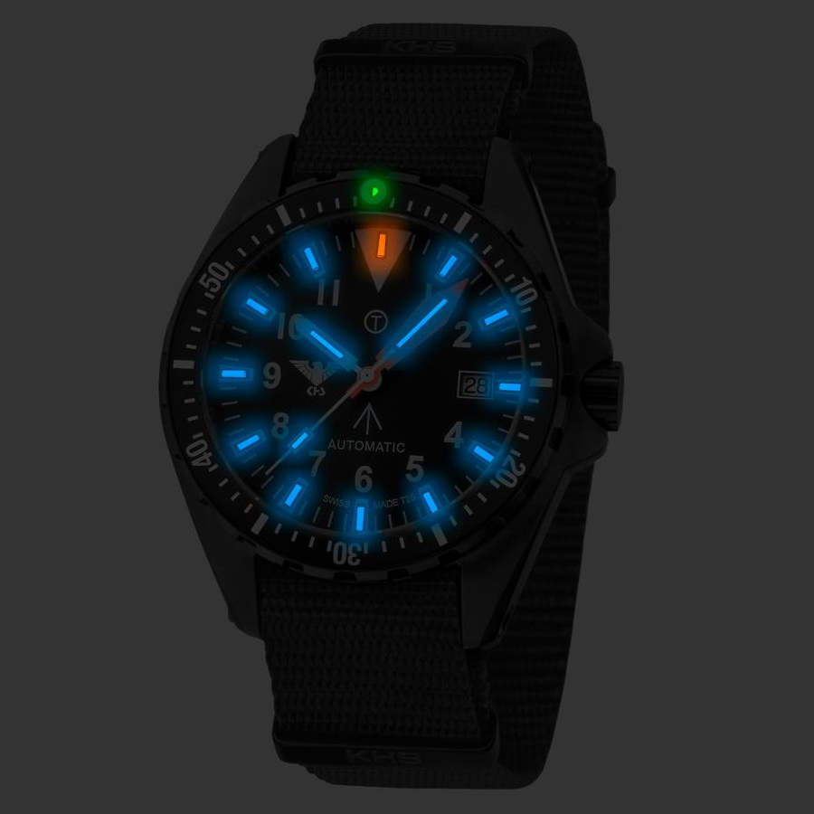 OceanicTime: KHS TACTICAL Watches MISSIONTIMER 3 H3 OCEAN