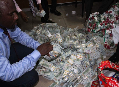 EFCC releases statement on the '$43.4m, N23.2m, £27k' discovered in an Ikoyi Apartment
