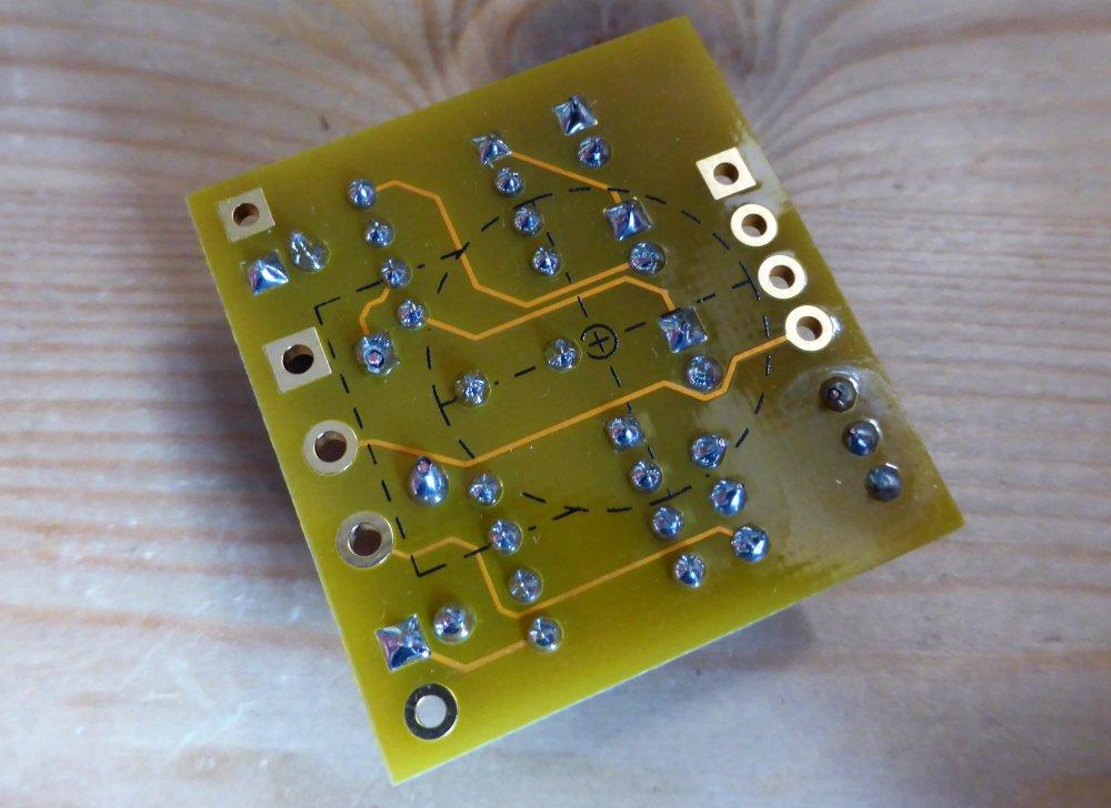 Good soldering
