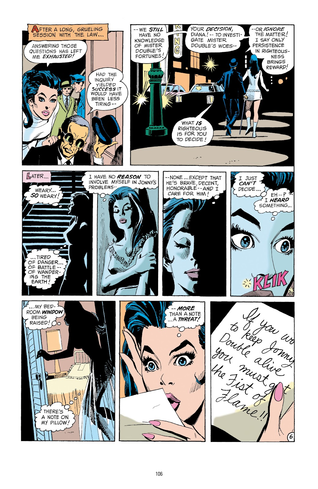 Read online Catwoman: A Celebration of 75 Years comic -  Issue # TPB (Part 2) - 7
