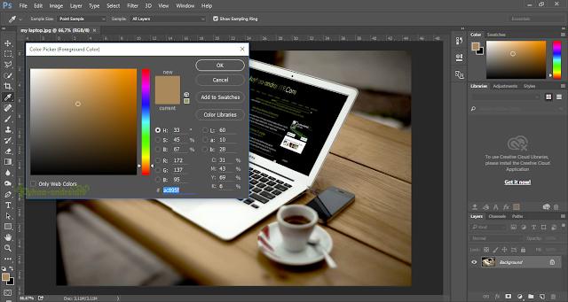 Adobe Photoshop CC 2015 16.1