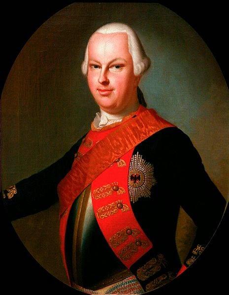 Louis IX of Hesse-Darmstadt, 1780