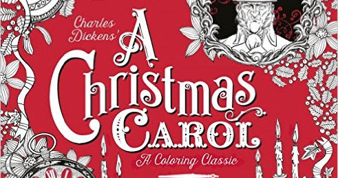 A Christmas Carol (The Coloring Book)