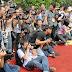Nhà báo chọn vị trí tác nghiệp như thế nào?